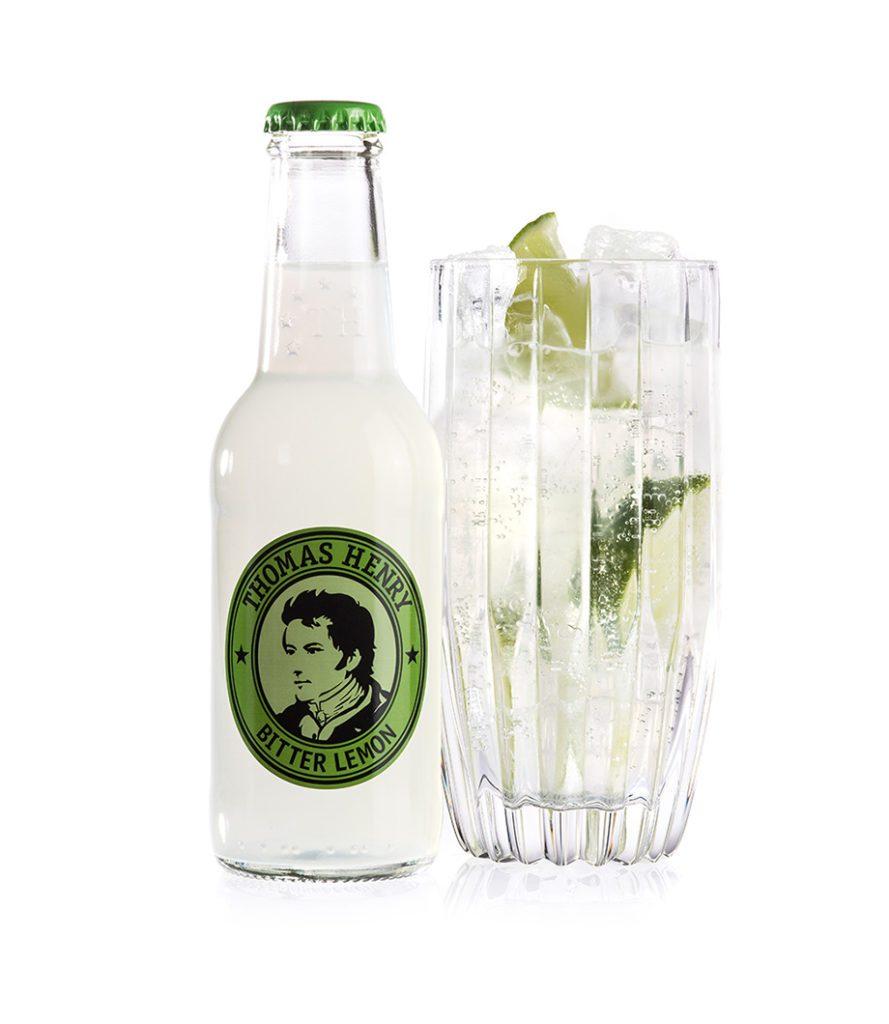 Der Vodka Lemon mit Thomas Henry Bitter Lemon