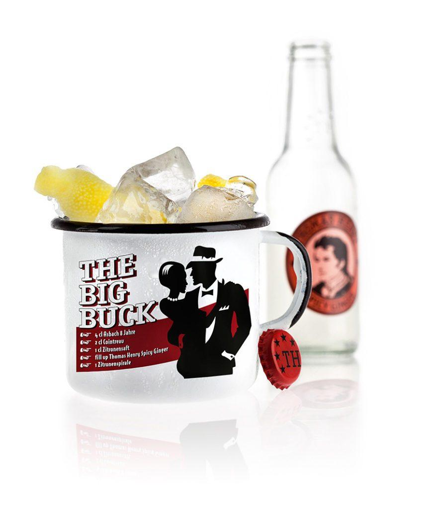 Der Big Buck mit Thomas Henry Spicy Ginger