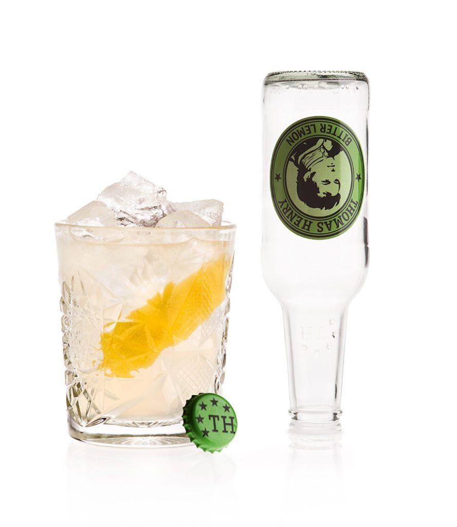Der Lemony Snicket mit Thomas Henry Bitter Lemon