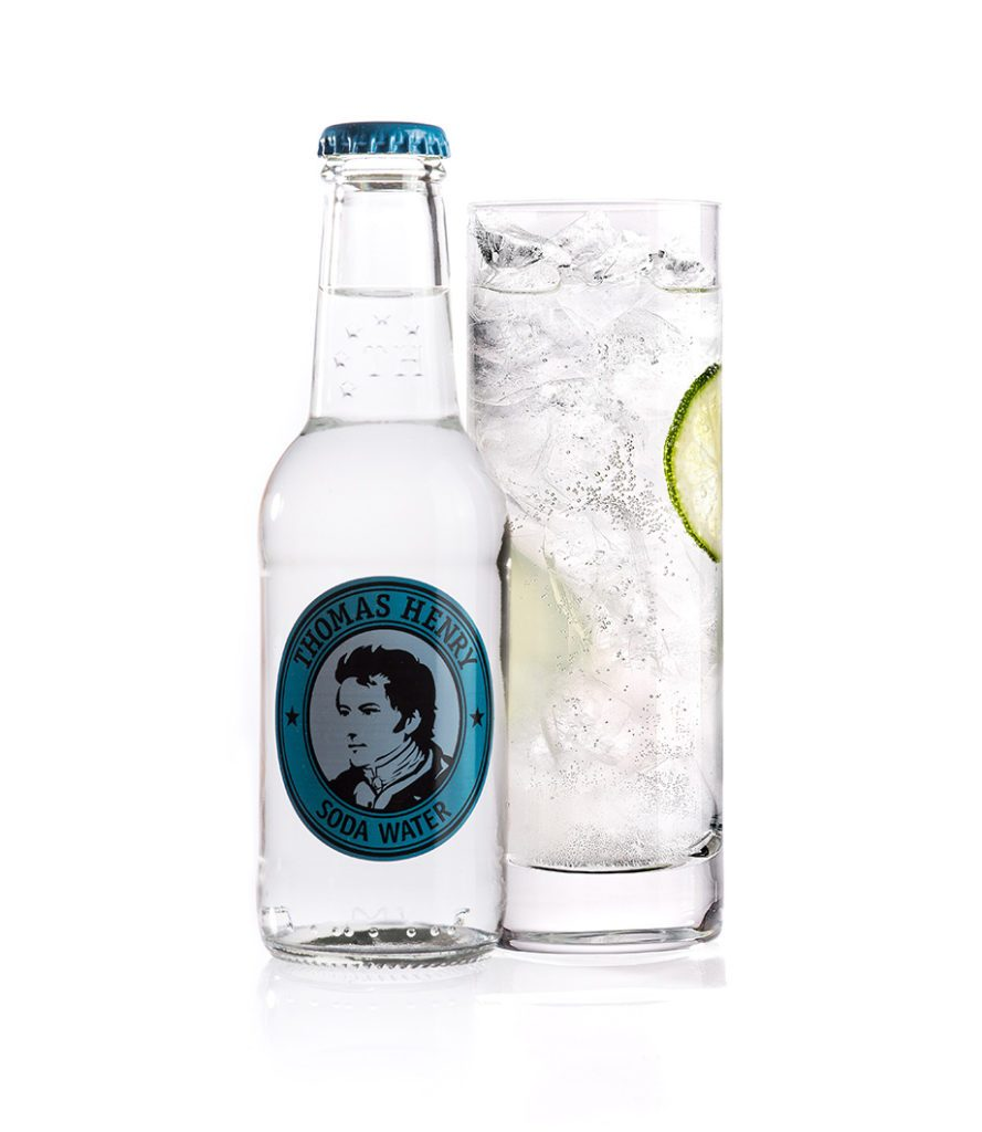 Der Skinny Bitch mit Thomas Henry Soda Water