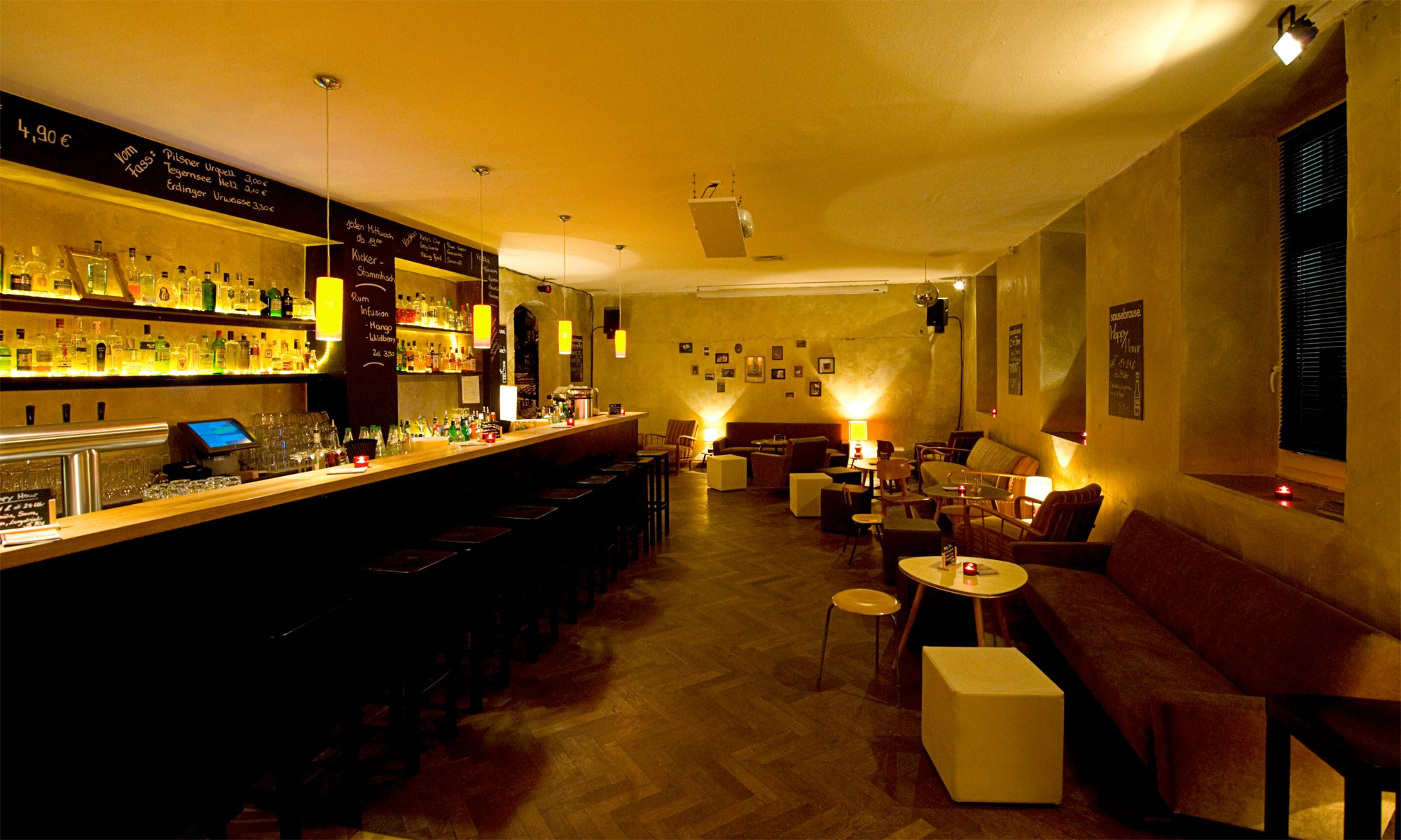 In the Couch Club Munich