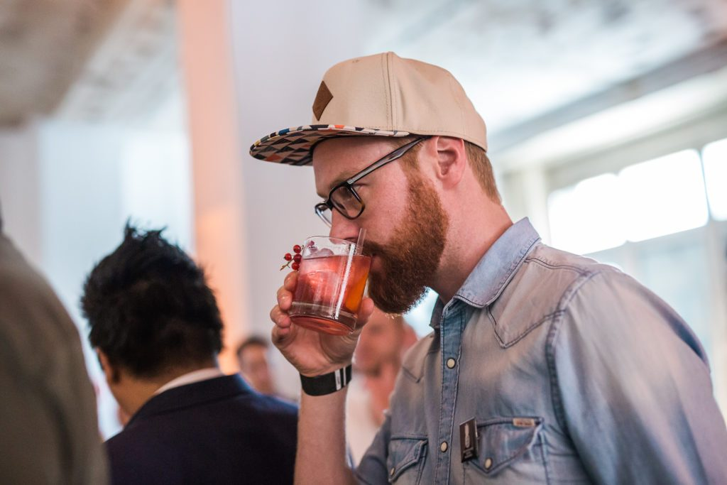 Drink-Tasting im House of Thomas Henry
