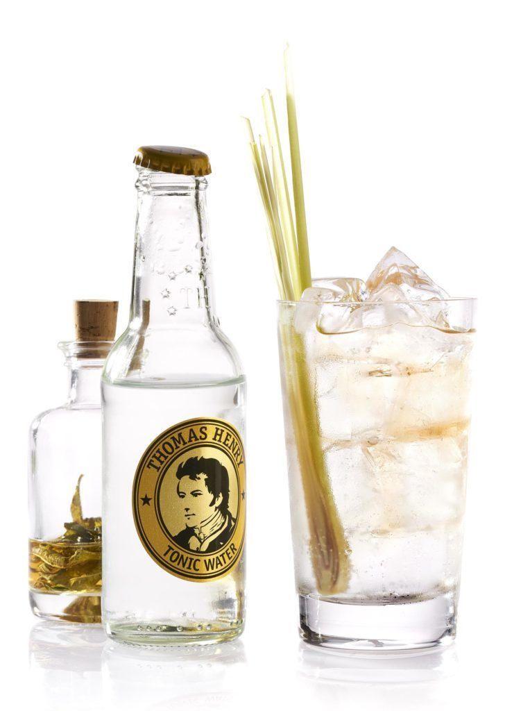 Der Eden Tonic mit Thomas Henry Tonic Water