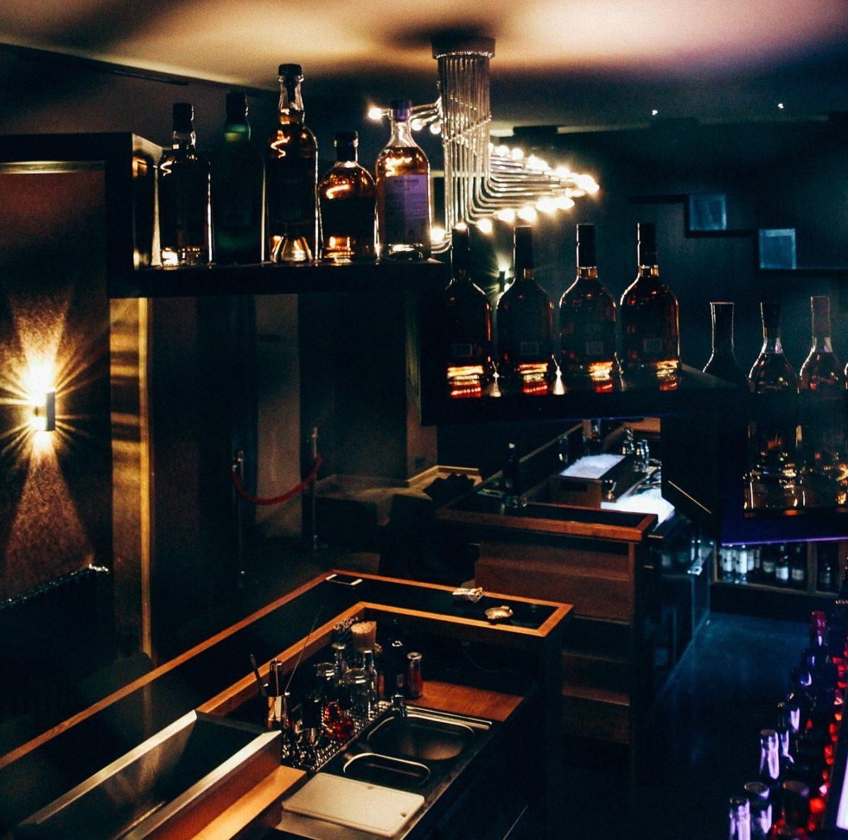 Impression der Stairs Bar in Berlin
