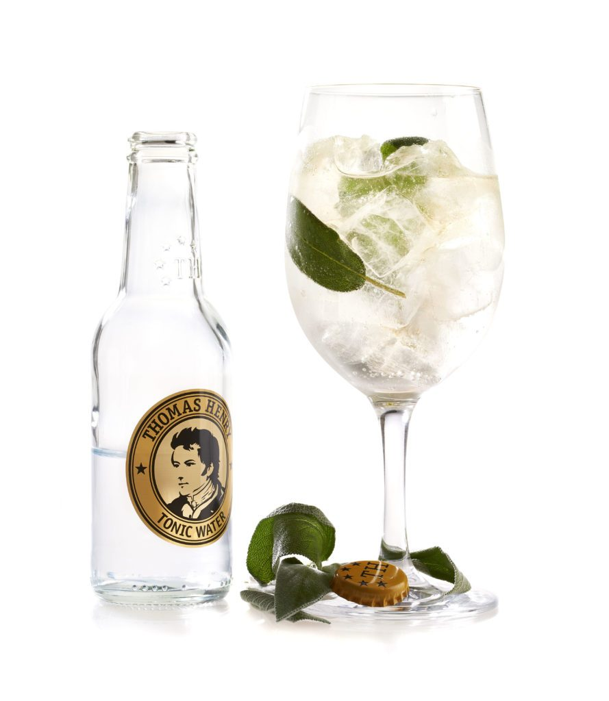Der Sage Club mit Thomas Henry Tonic Water