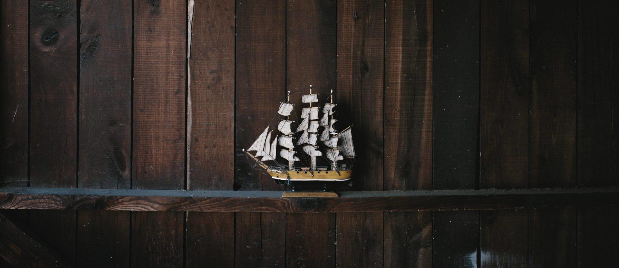 Mood-Setting des Wheel of Spirits zum Thema Rum