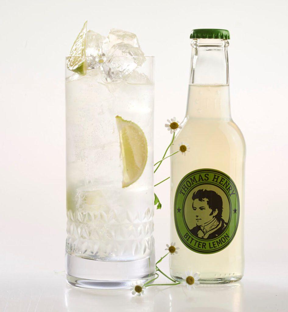 Der Oh Honey mit Thomas Henry Bitter Lemon