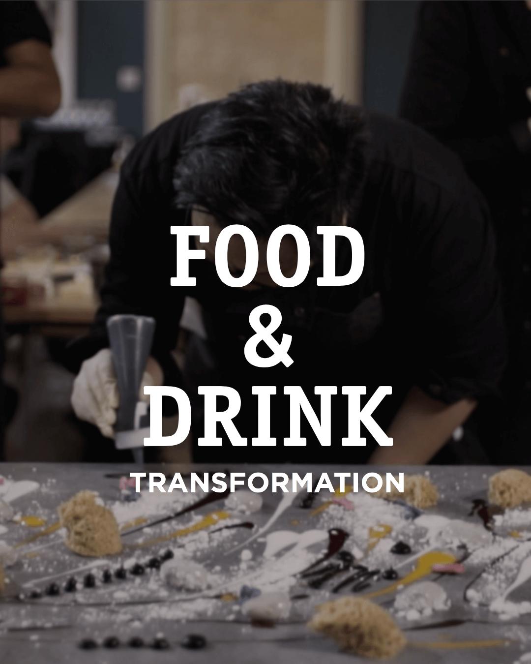 Thomas Henry Food & Drink Transformation