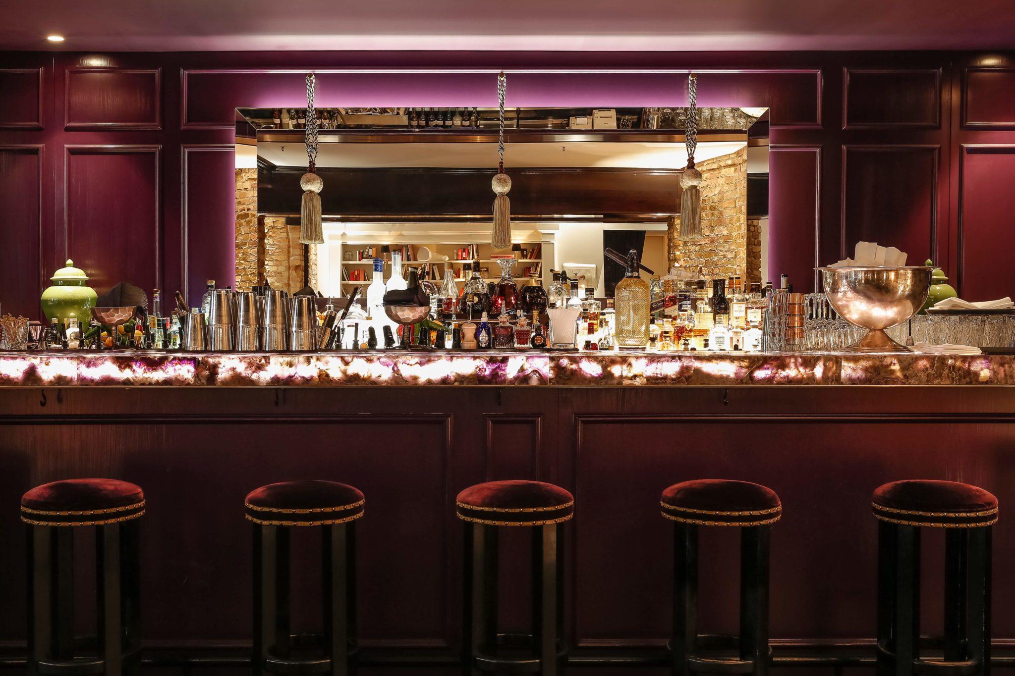 Die Bar der Grace Bar in Berlin