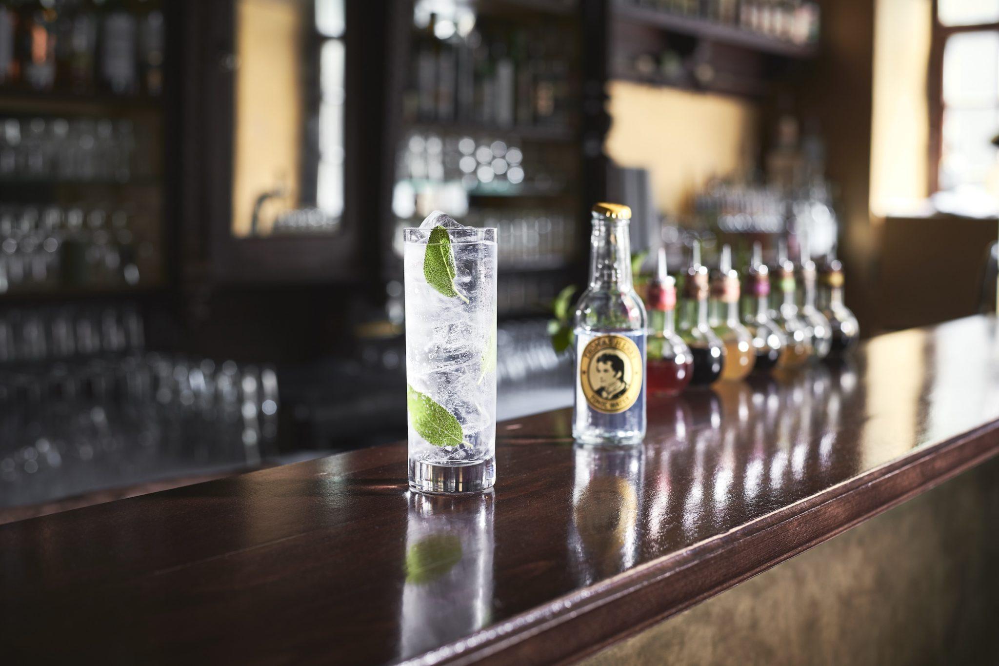 Sage Gin & Tonic