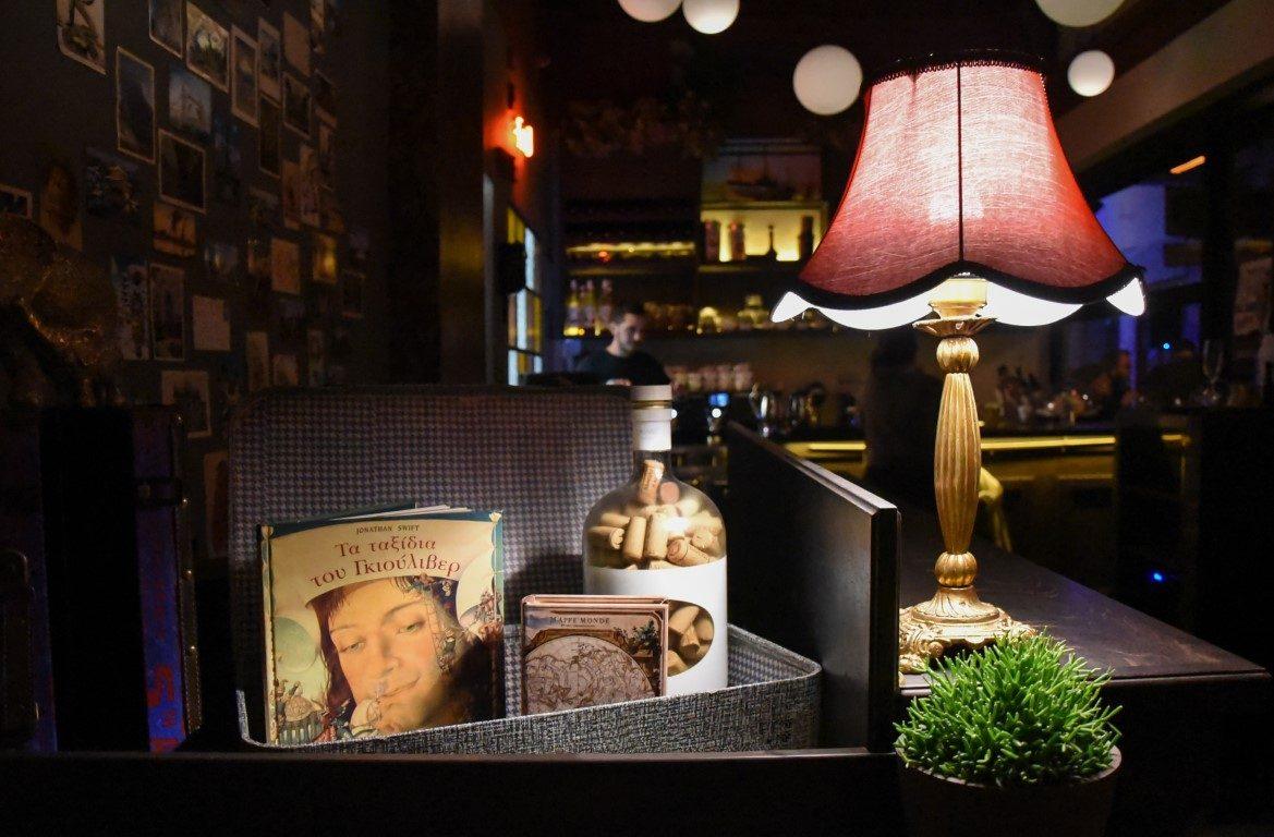 Gemütliche Atmosphäre in der Gulliver Bar