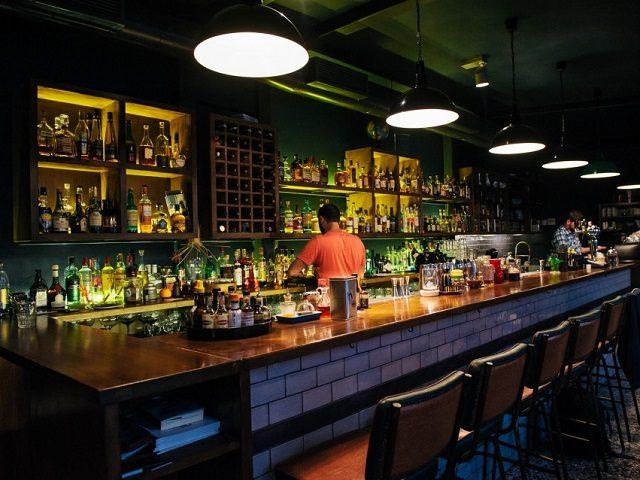Ein Blick in die Spiti Bar