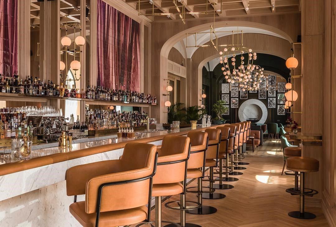 long bar raffles