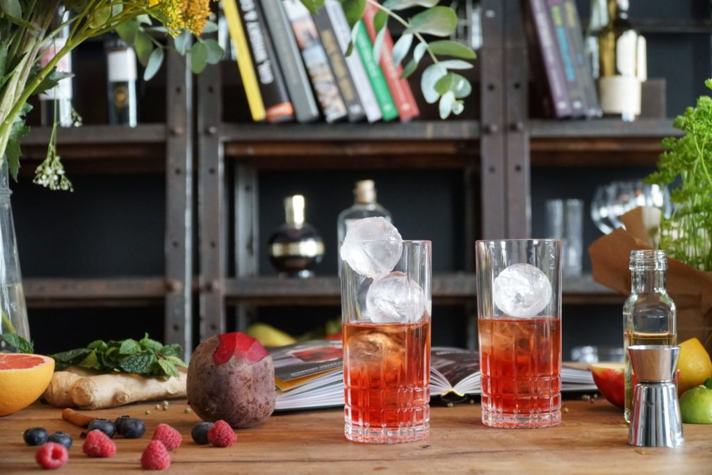The best drinks for your homebar