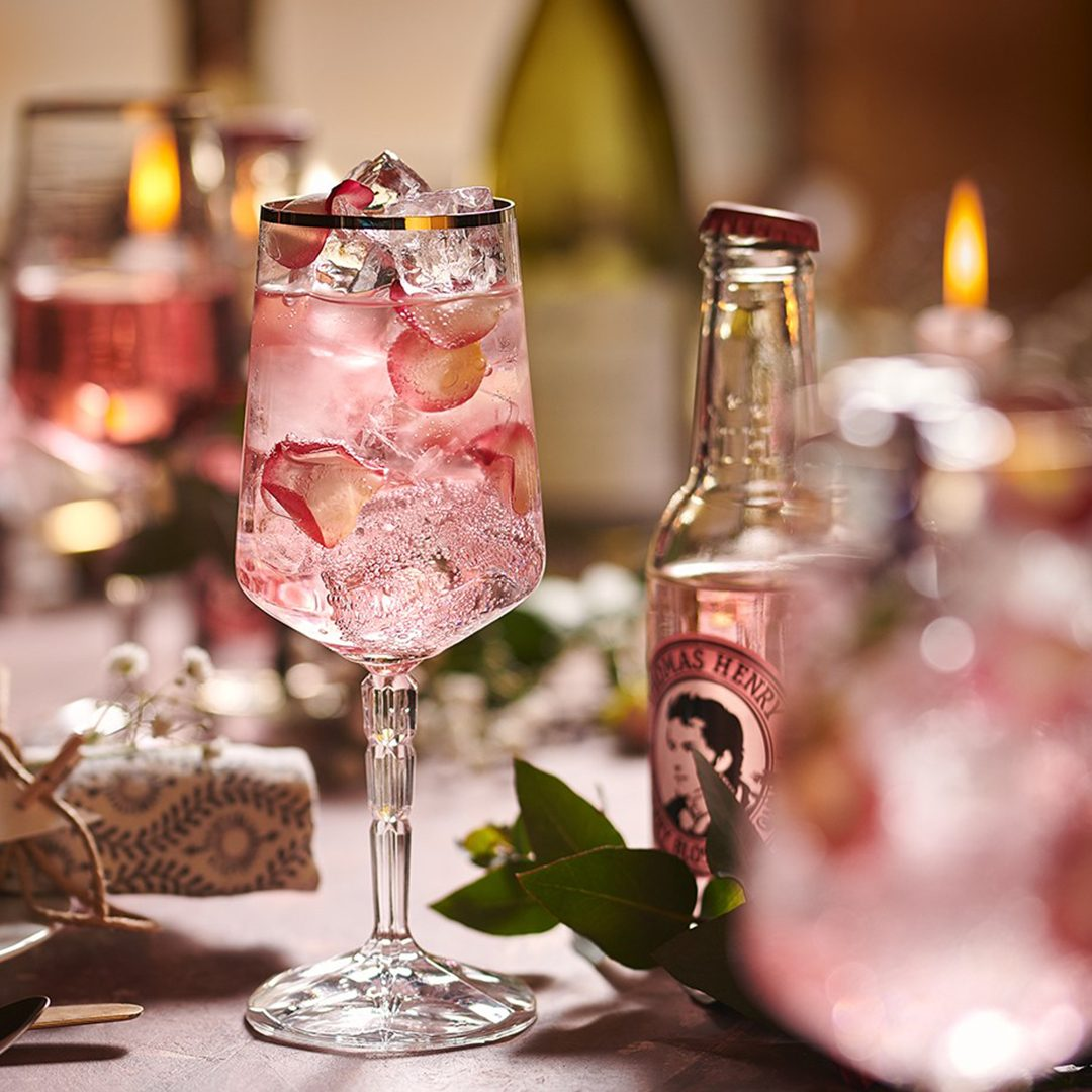 Pink Spritz in two variations