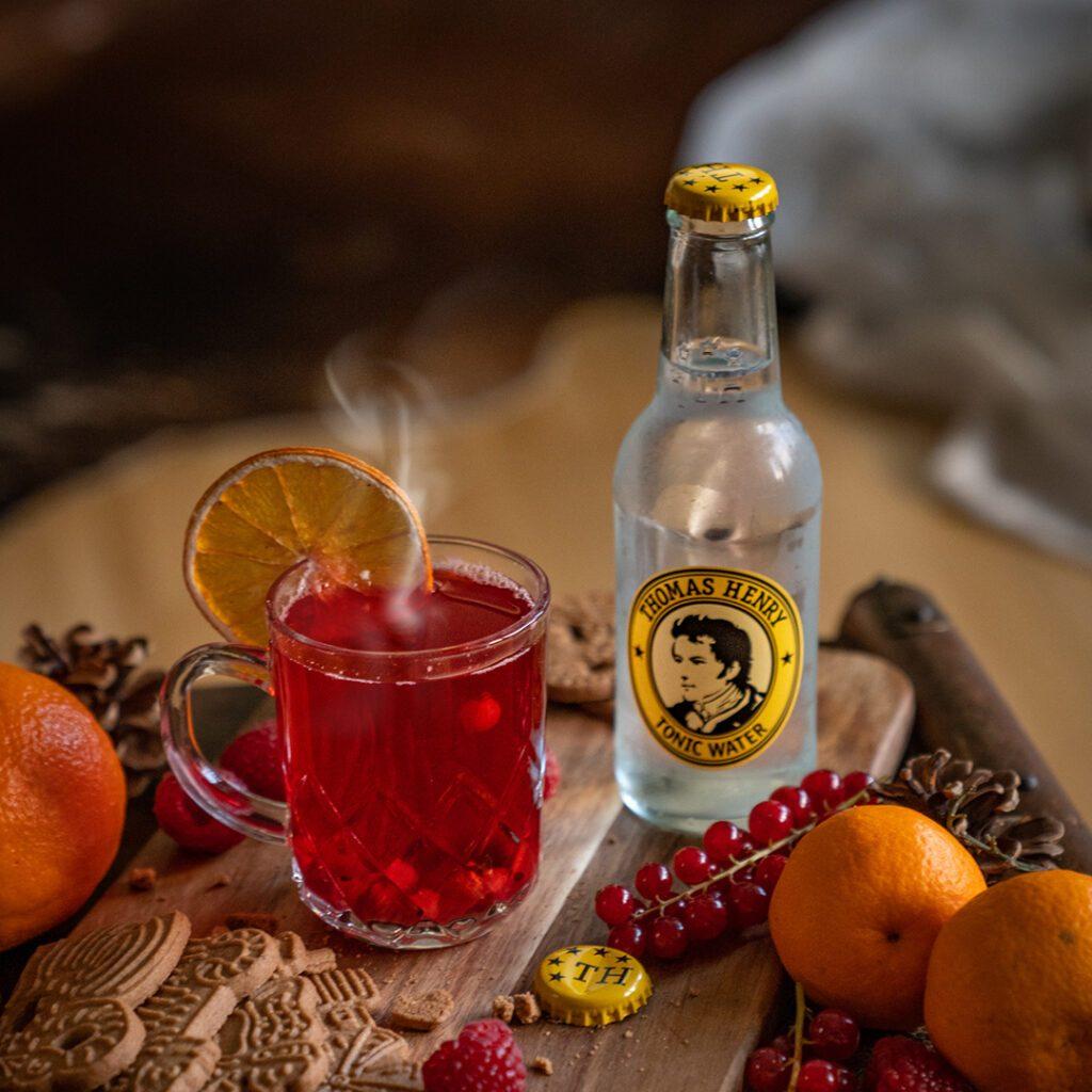 Hot Gin&Tonic