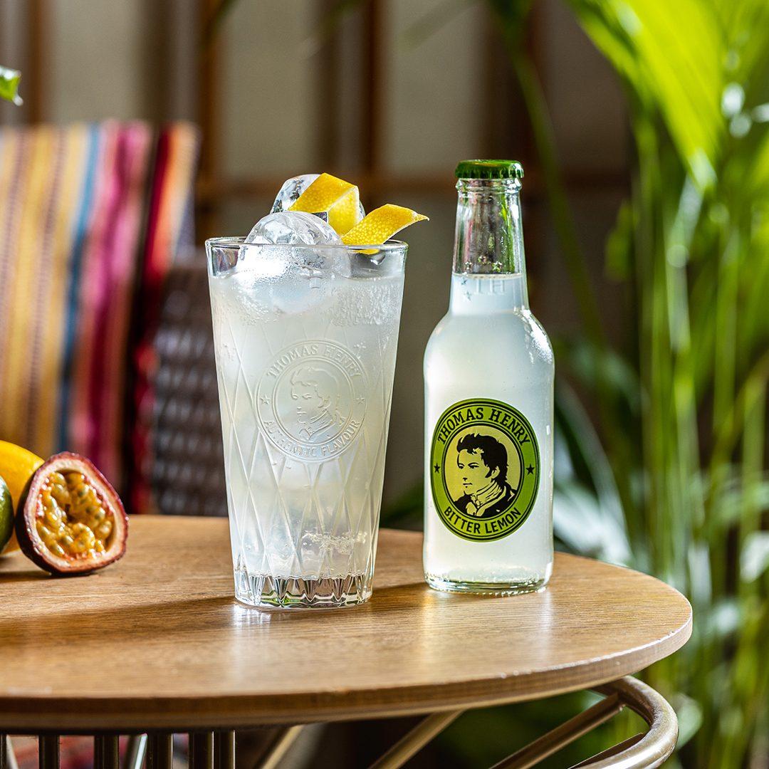 Rum Lemon