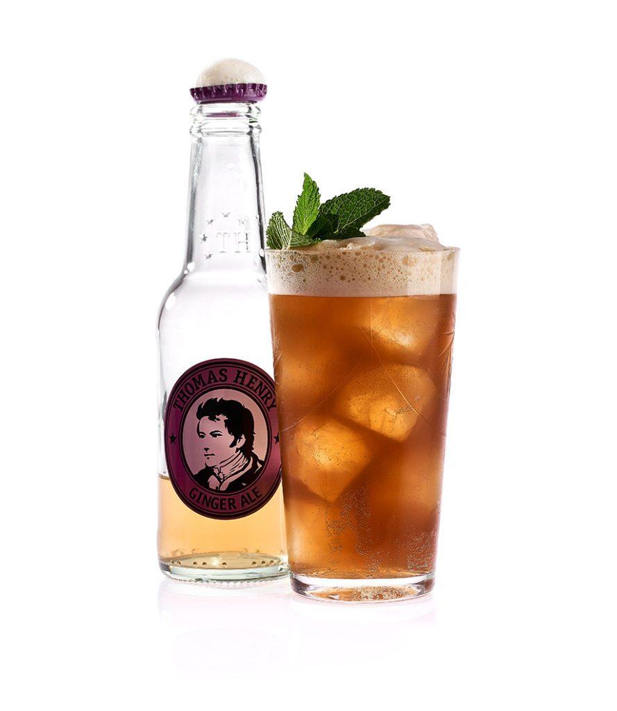Der Hopfen und Malz mit Thomas Henry Ginger Ale