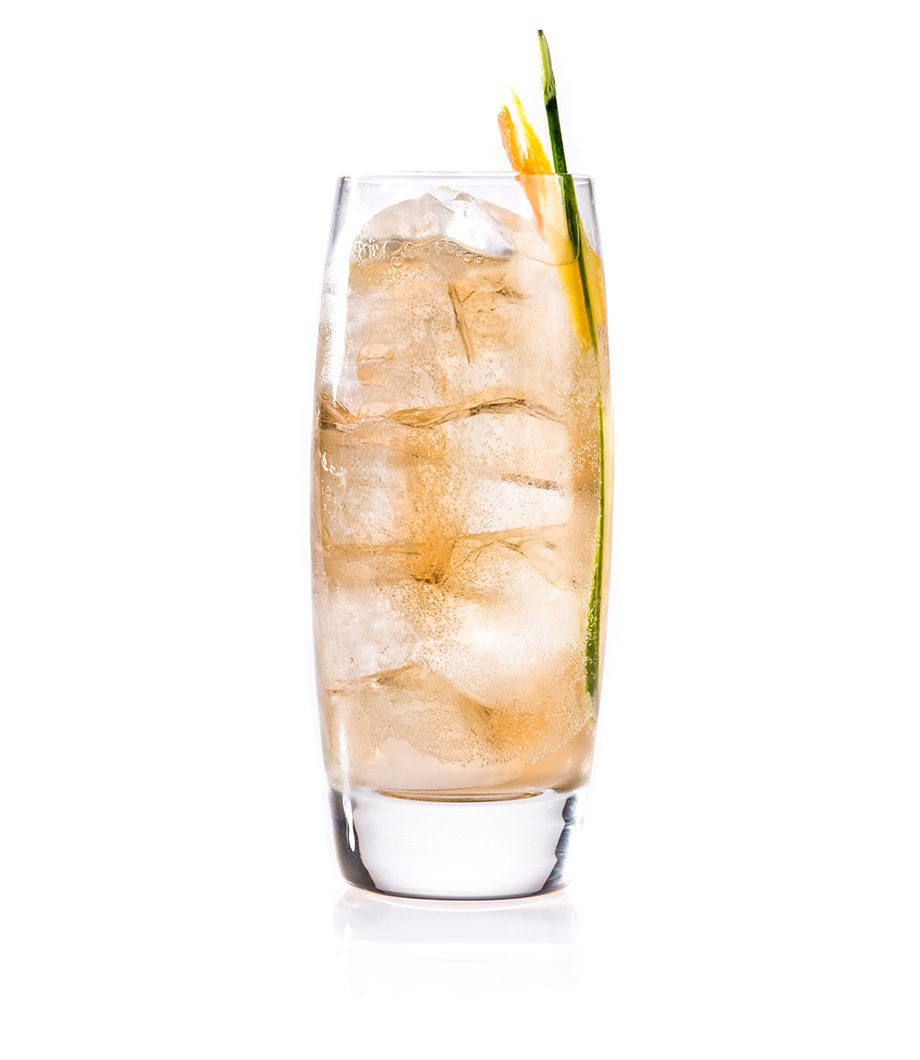 Der Pimms Cup mit Thomas Henry Ginger Ale