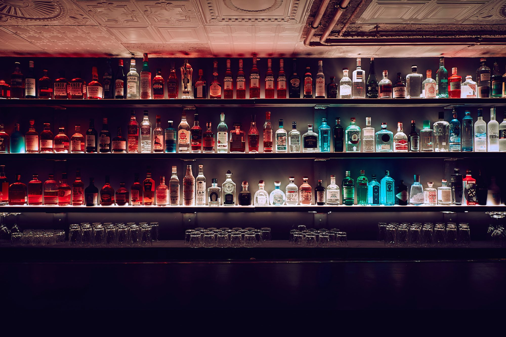 Forty Drops Bar
