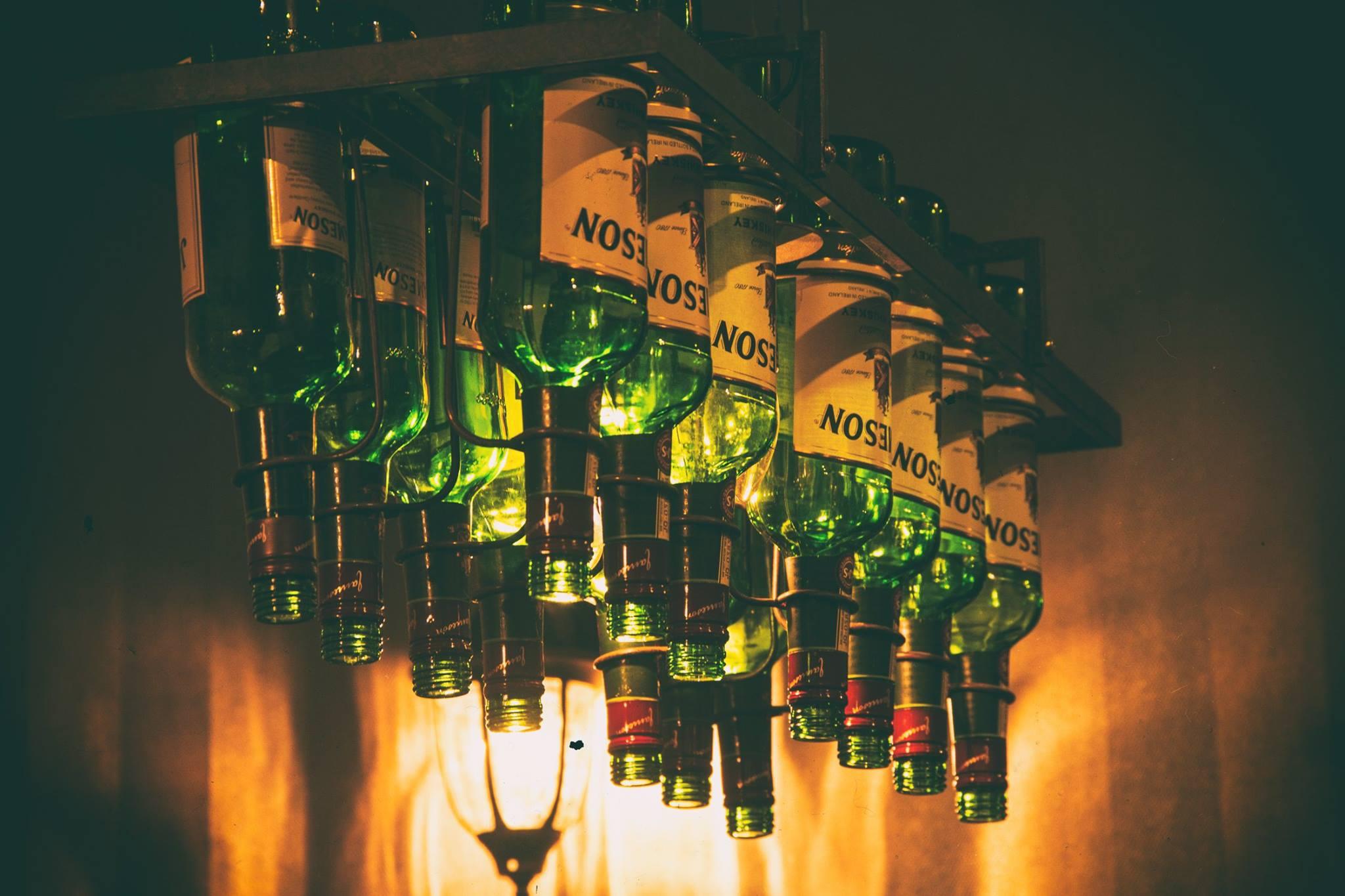 Einblick in die Bar The Old Jacob in Bonn