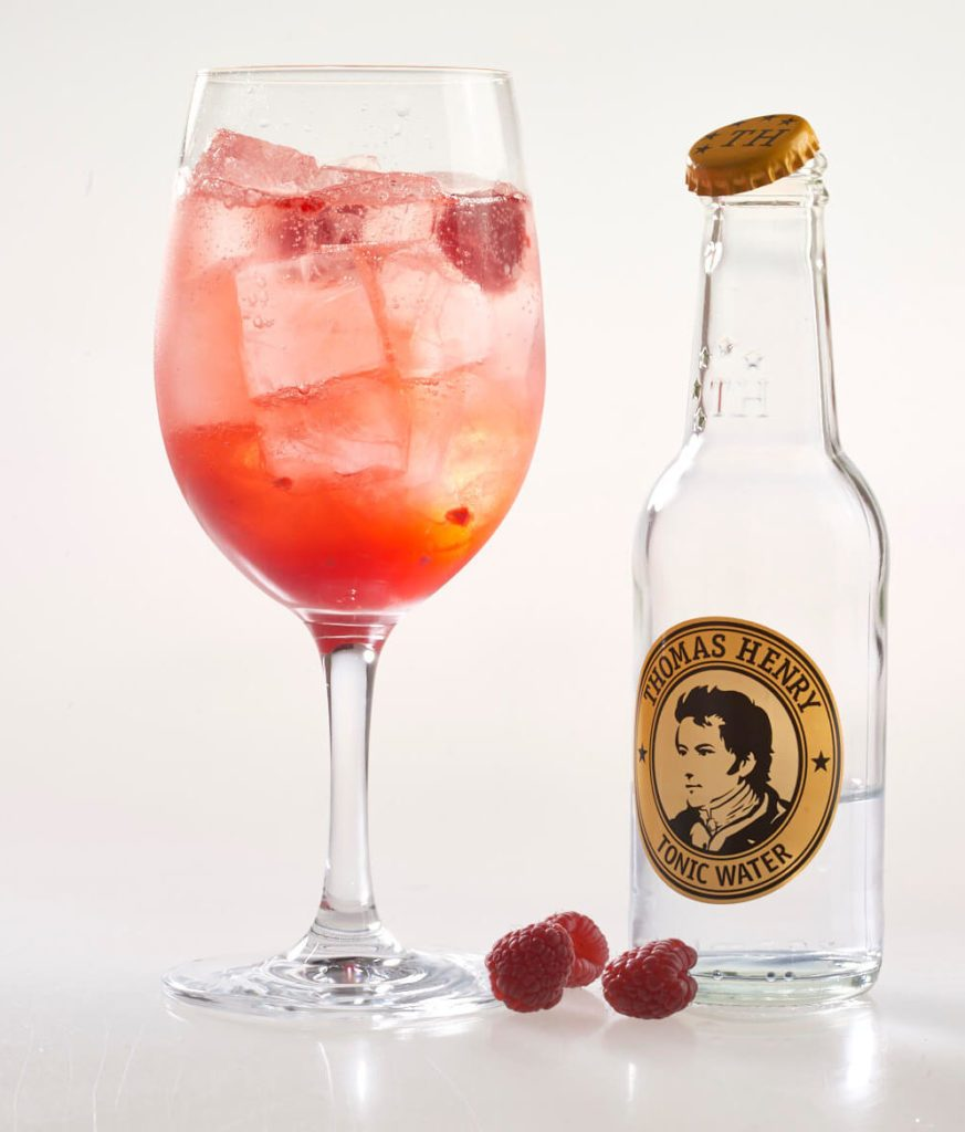 Der Campari Tonic mit Thomas Henry Tonic Water