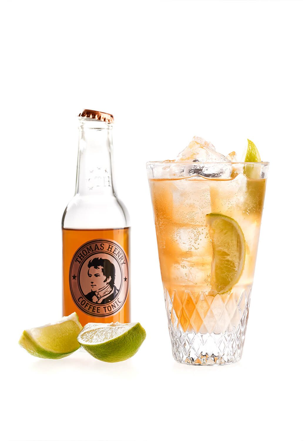 Der Cuban Coffee aka El Rakete mit Thomas Henry Coffee Tonic