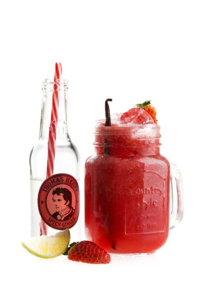 Strawberry Mule