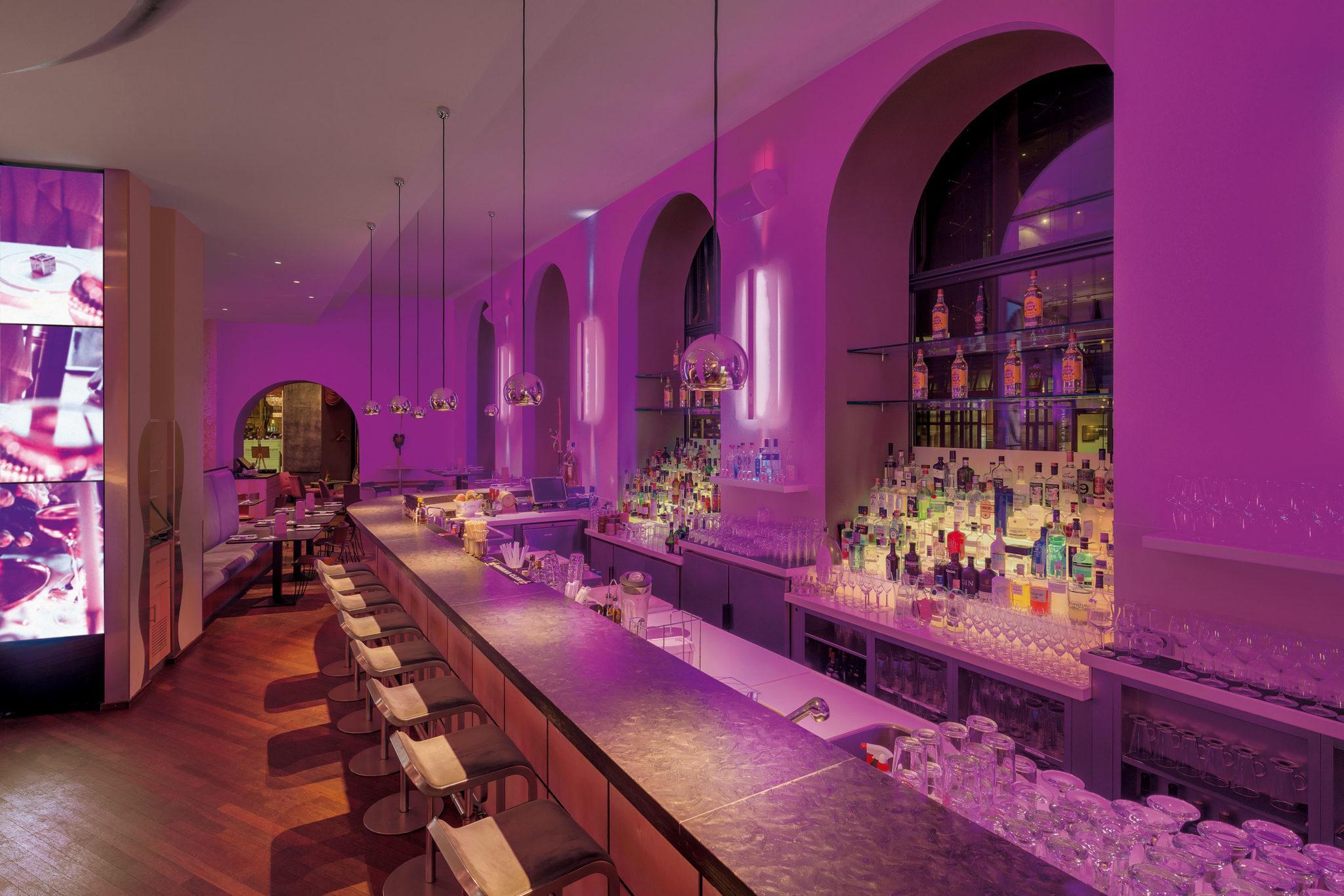 Die sytlische Anna Bar in München