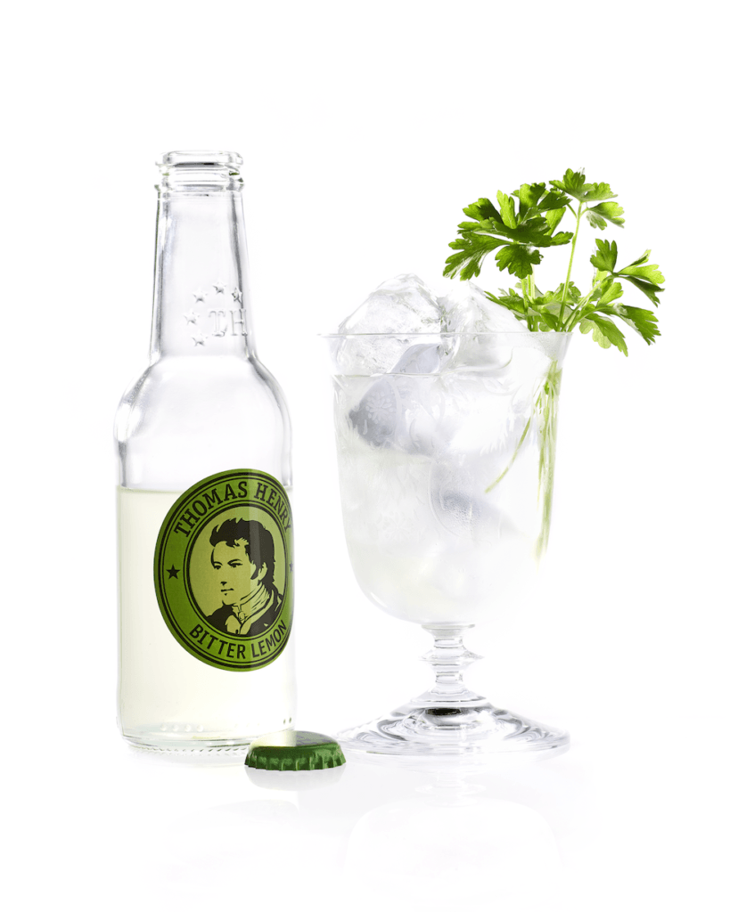 cocktail klassiker thomas henry bitter lemon lemonandparsley